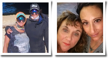 Judy and Christy Weight Loss Journey